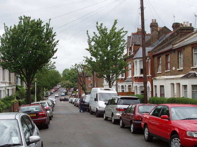 Brougham Road, North Acton