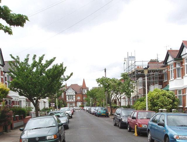 Westbourne Avenue, Acton