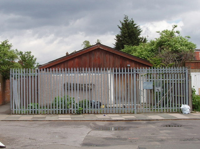 Scout hut, Eastbourne Avenue, Acton