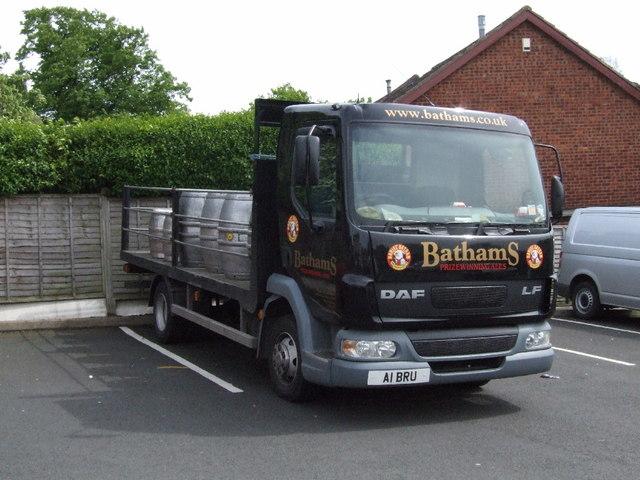 Brewery and pub Car Park, Bathams Brewery, Brierley Hill