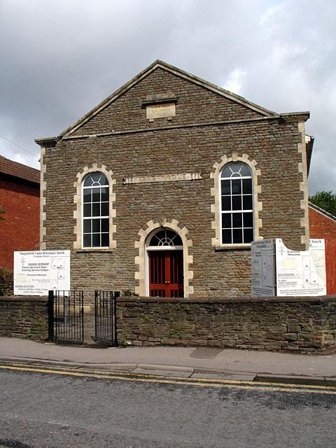 Mangotsfield United Reformed Church