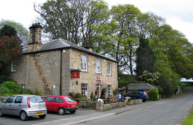 The Ox Inn, Middleton