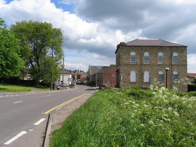 The Grange at Mapplewell