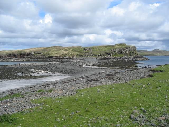 Ullinish Point from Oronsay