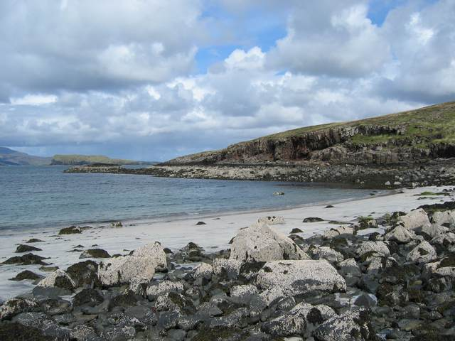 The Oronsay Causeway