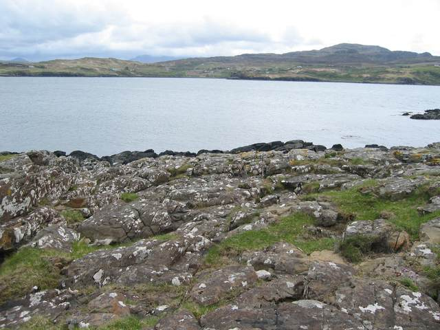 South East Point of Oronsay