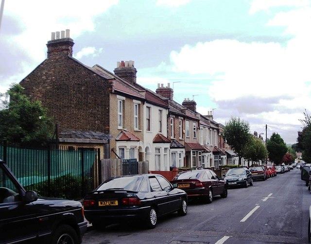 Carlton Road, Higham Hill