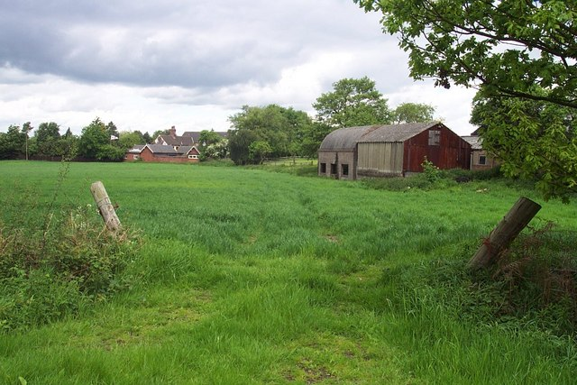 Near Bednall