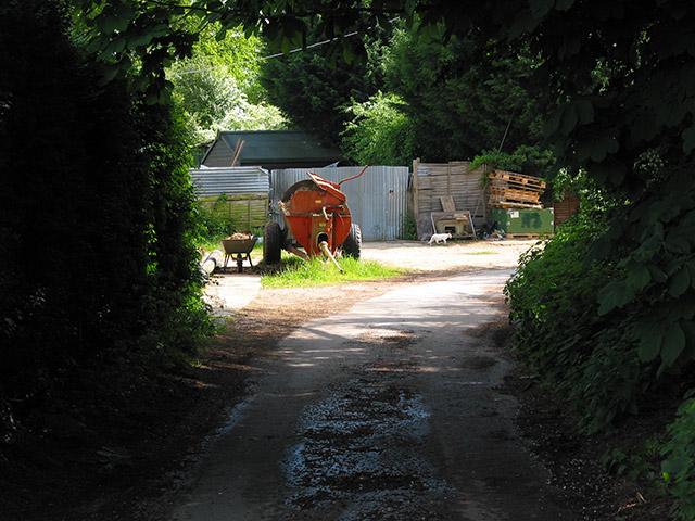 Jordans Lane at Portmore Farm