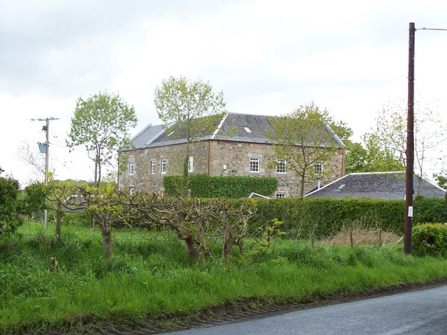 Cuninghamhead Mill