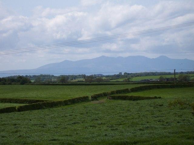 Farmland South of Kilmaurs