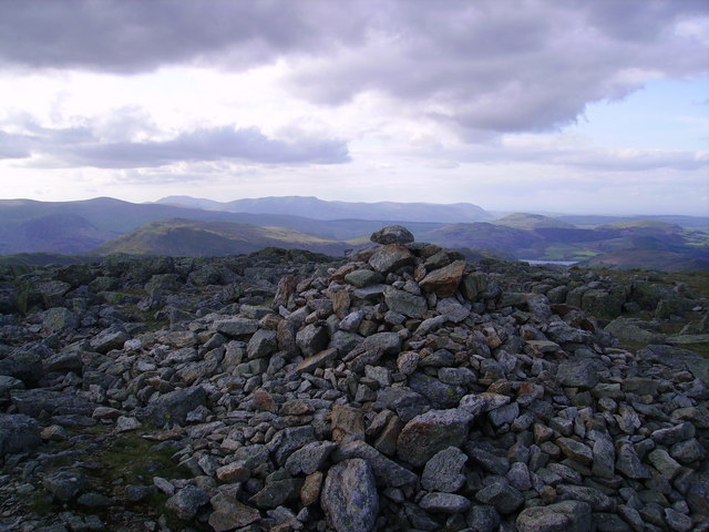 Summit Cairn High Raise