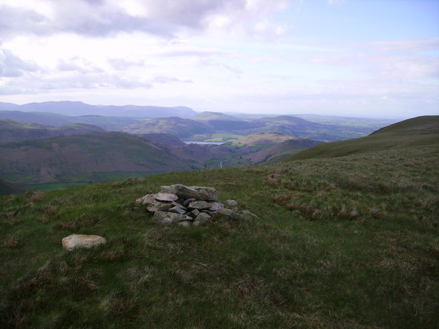 Summit Cairn Red Crag
