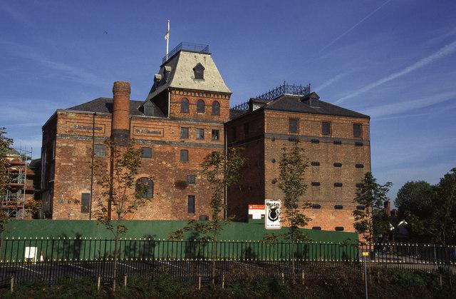 Ex-Wilderspool Brewery, Warrington