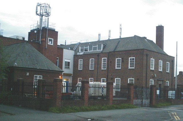Telephone Exchange, Northwich