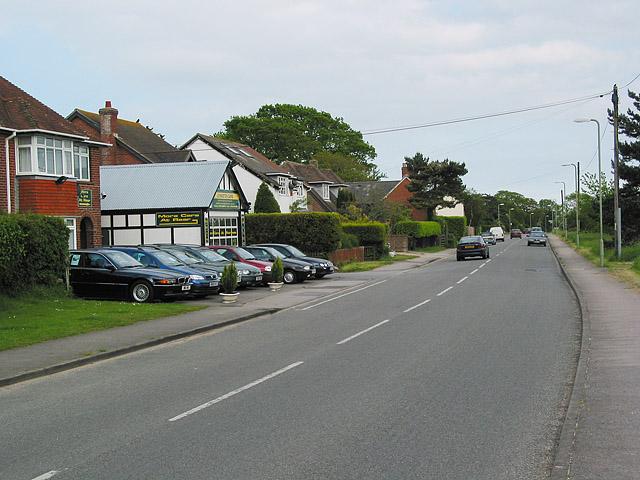 Ramley Road, Lymington