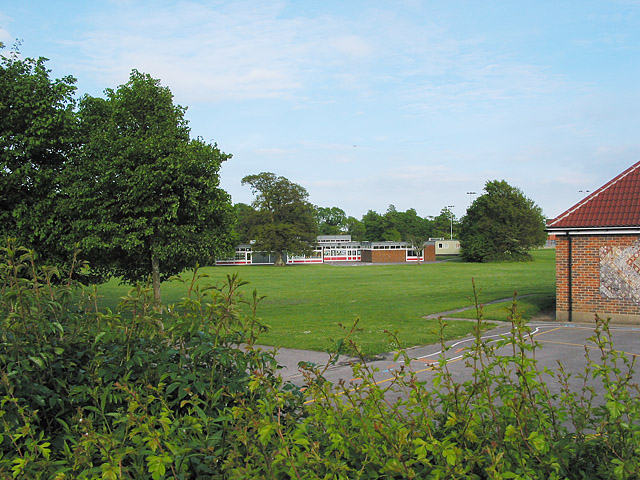 Pennington County Infants School, Lynmington