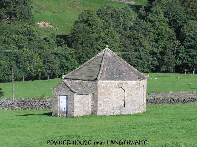 Powder House :  Langthwaite