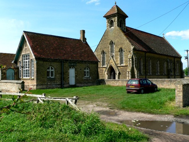 Parish Church of St. John, Cliffe