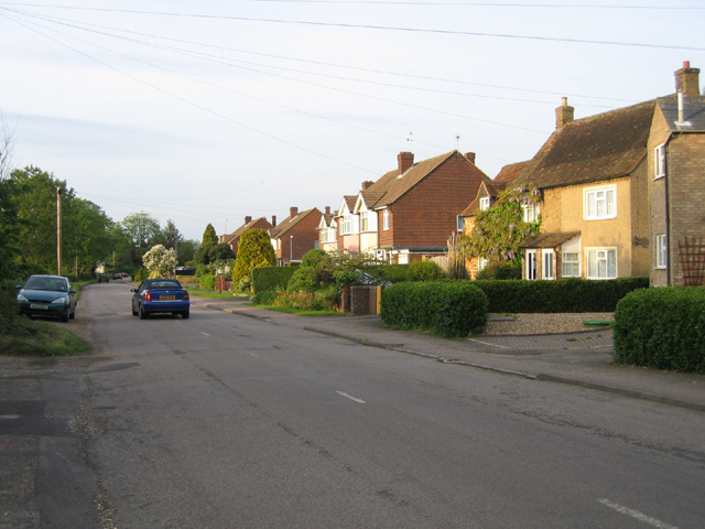 Silver End Road, Haynes, Beds