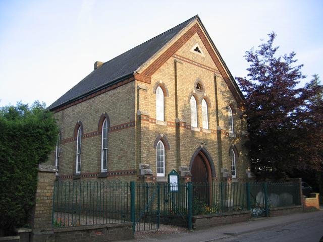 Methodist Chapel, Silver End, Haynes, Beds