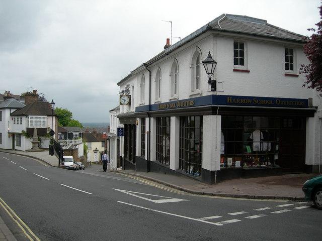 Harrow on the Hill (2)