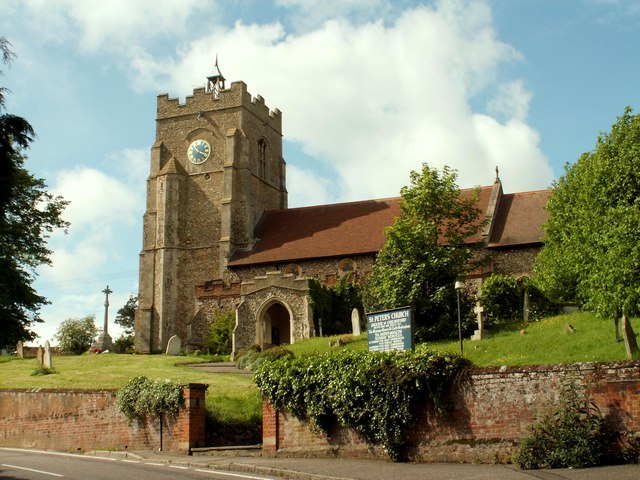 St. Peter's church, Sible Hedingham, Essex