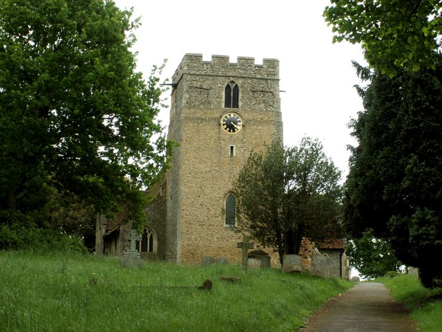 St. Giles' church, Great Maplestead, Essex