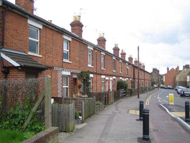 Tonbridge: Vale Road