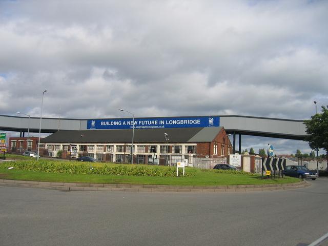 Longbridge roundabout