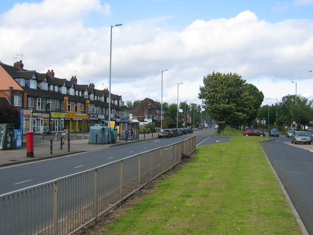 Bristol Road South, Longbridge