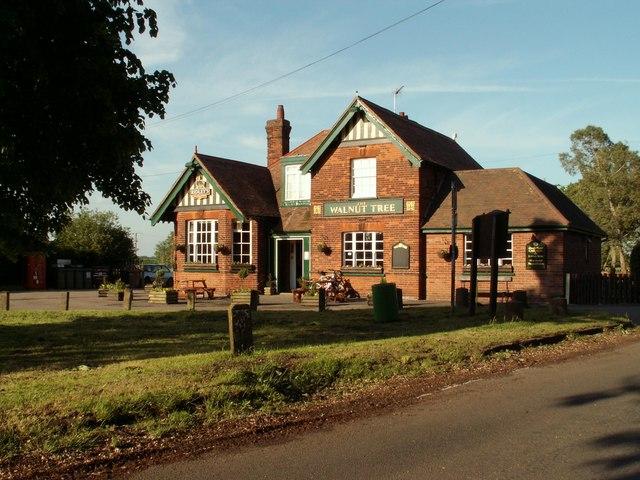 'The Walnut Tree' public house, Broad's Green, Essex