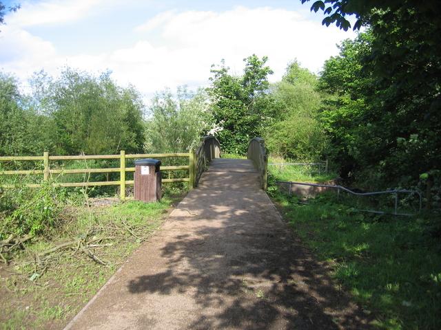 Rea Valley walkway