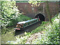 SP0679 : Brandwood Tunnel, Stratford upon Avon Canal by David Stowell