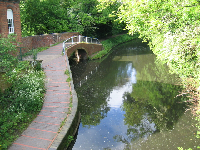 Stratford upon Avon Canal at the Alcester Road