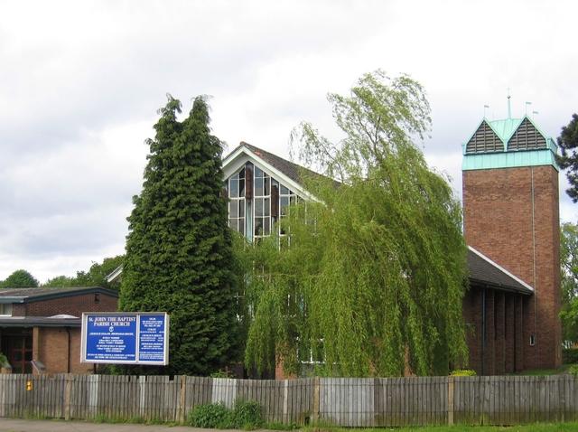 Parish Church of St John the Baptist, Longbridge