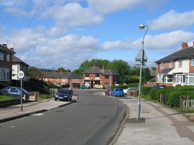Norrington Road, Frankley