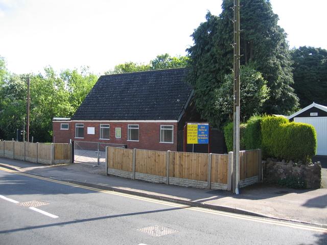 Gospel Hall, Quarry Lane