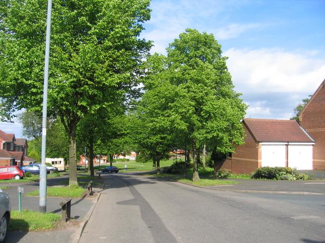 Staple Lodge Road
