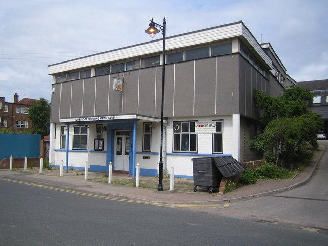 Tonbridge Working Men's Club