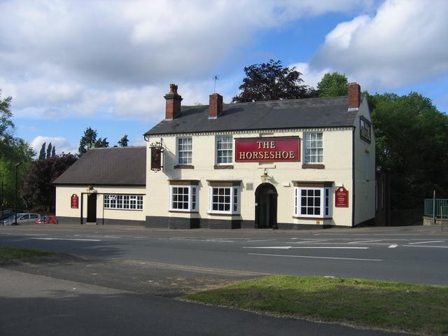 The Horseshoe, Millpool Hill