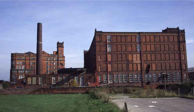 Swan Lane Mills Bolton