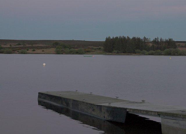 Dusk at Scaling Dam