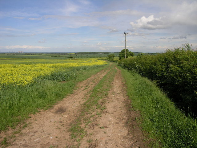 Footpath to Laxton