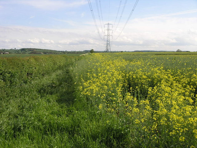 Cables to Staythorpe