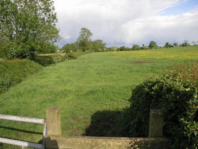 Footpath to Norwell