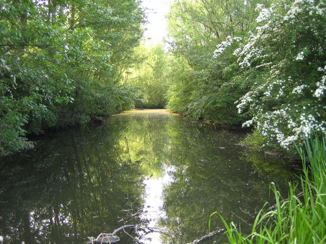 Stevenage: Fairlands Valley Park