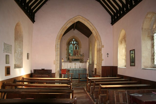 St.Lawrence's nave