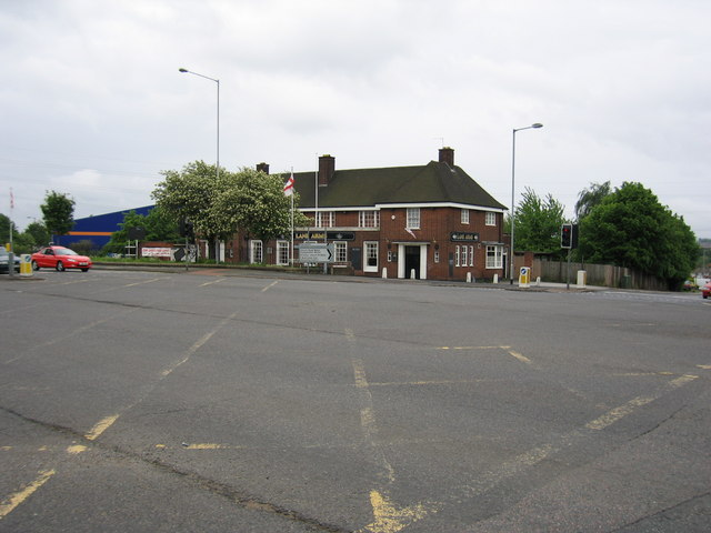 The Lane Arms Public House