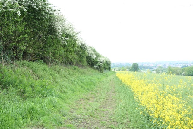 Original path of Chesterfield Canal